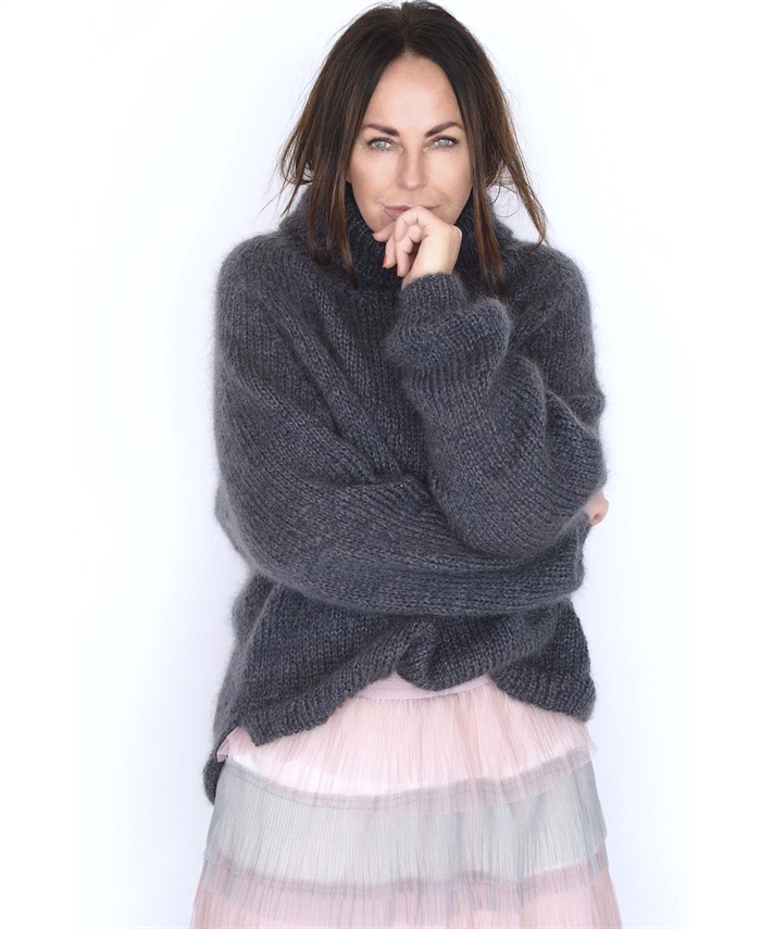 Image of   Emma sweater strikkekit