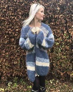 Frozen cardigan one-size