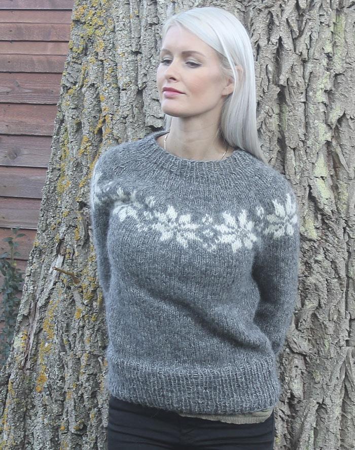Basic sweater strikkekit