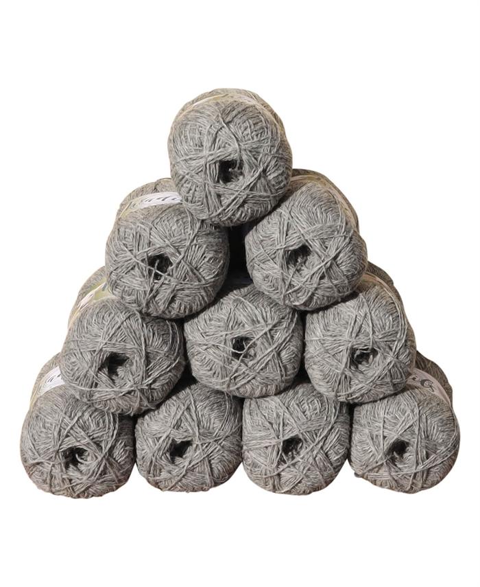 Image of   1 kilo wadils lammeuld - grå