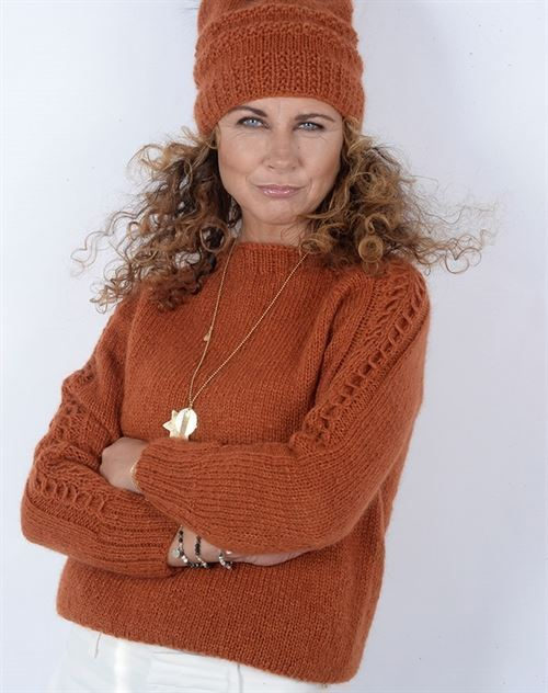 KARINA SWEATER STRIKKEKIT