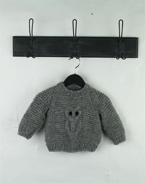 Ugle sweater 1 år