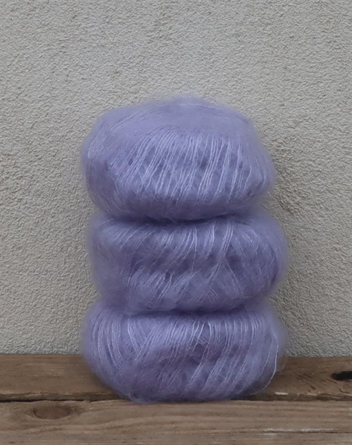 Wadils silkemohair - syren